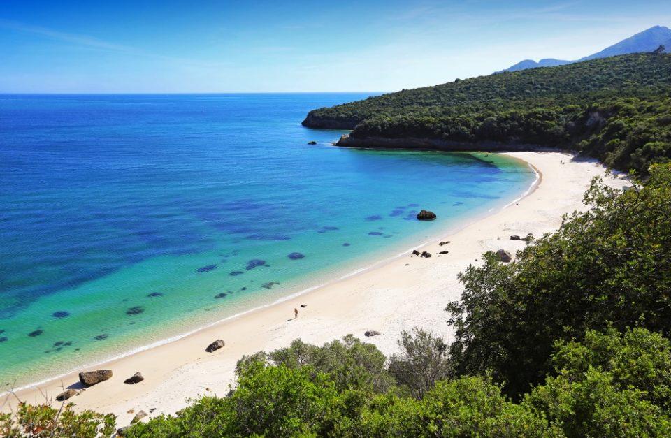 Cruzeiro pelas Praias da Arrábida